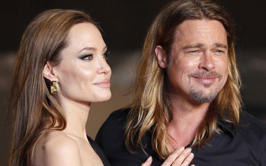 Kaip atrodo Brado Pitto gyvenimas be Angelinos Jolie: pasimatymai ir bandymas priprasti prie naujo statuso