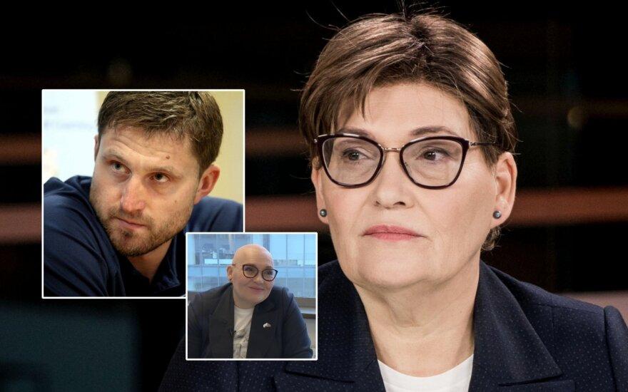 A. Macijauskas ir A. Maldeikienė