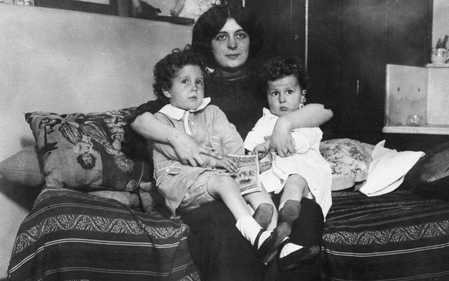 """""""Titaniko"""" našlaičiai, kurie liko gyvi: kokia jų gyvenimo istorija?"""
