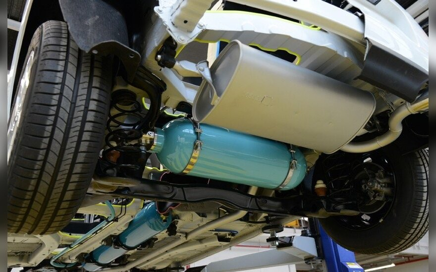 PSA Hybrid Air koncepcija