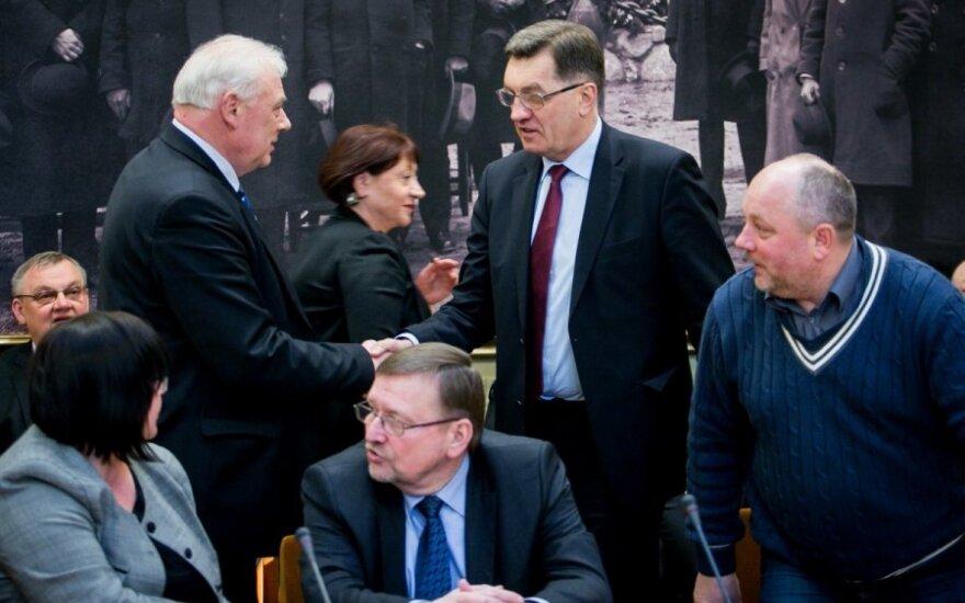 Valdantieji pasidalijo LLRA priklausius viceministrų postus