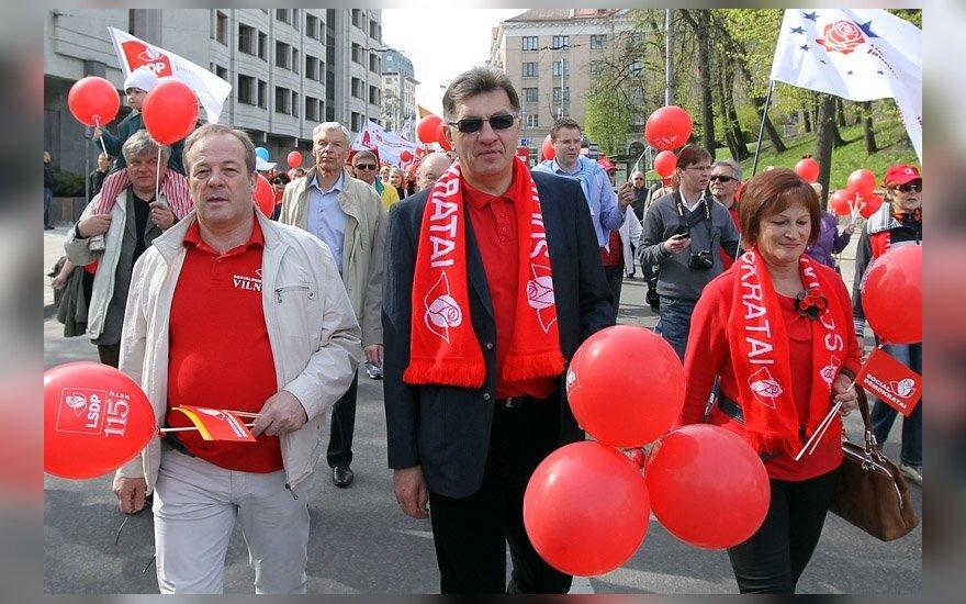 Socialdemokratų partija