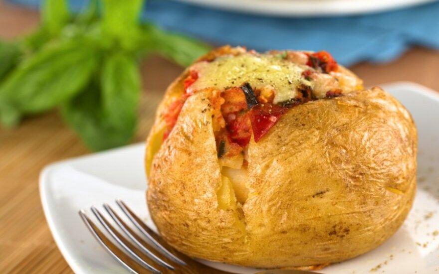 Įdaryta bulvė
