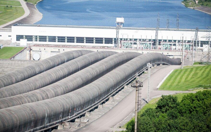 """Sutrikus """"Estlink"""", elektros tiekimą vartotojams užtikrino Kruonio HAE"""