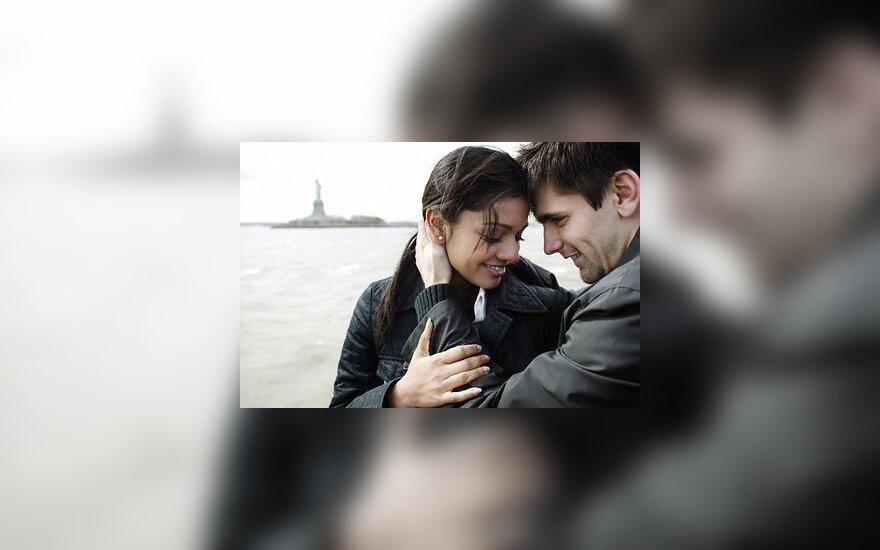 Pora, Niujorkas