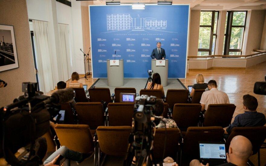 """Generalinė prokuratūra gavo Vyriausybės prašymą dėl """"Vilibor"""""""