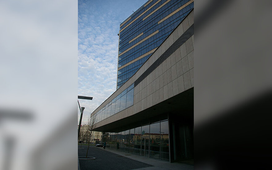 """""""Vertas"""" biurų pastatas Vilniuje"""
