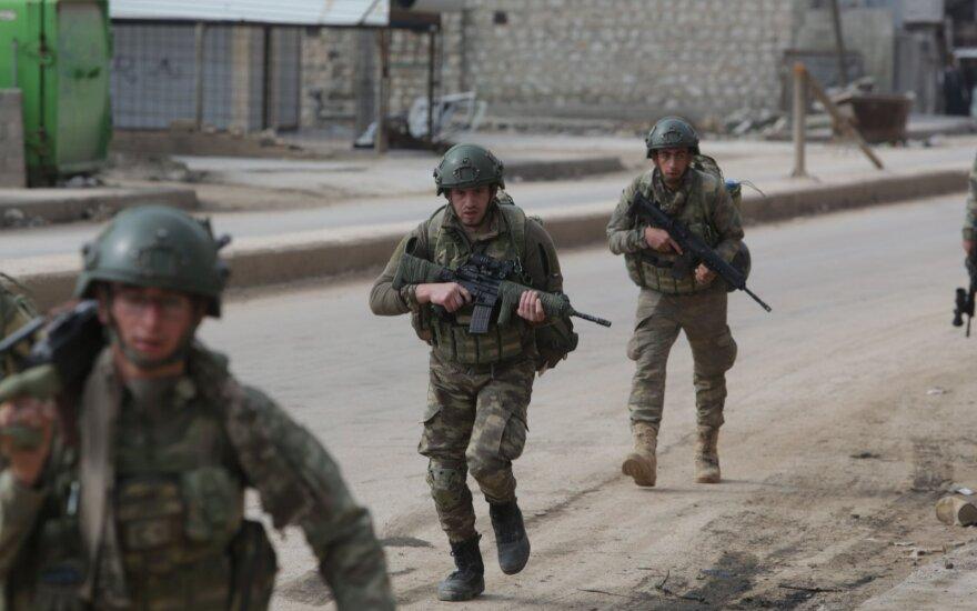 Turkija ir Sirija – ant karo slenksčio: padariniai gali būti pražūtingi