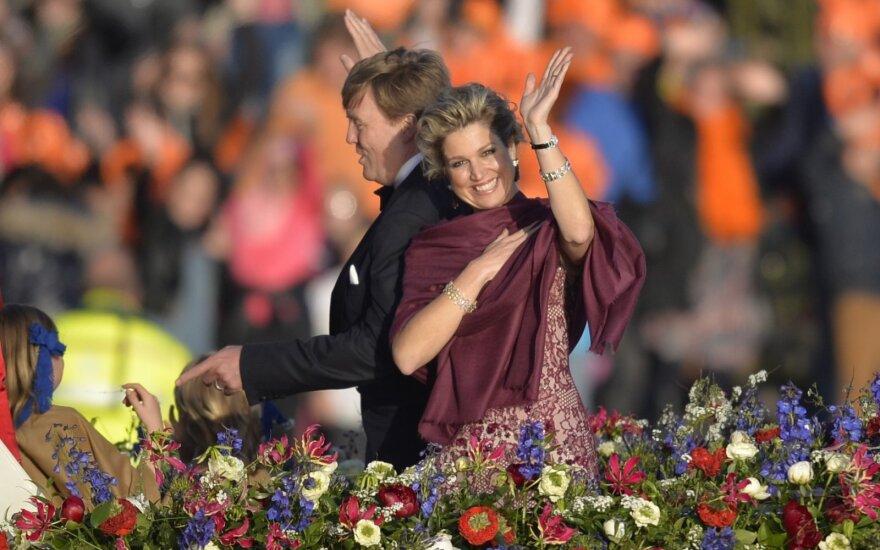 Lietuvoje lankysis karališkoji Nyderlandų pora