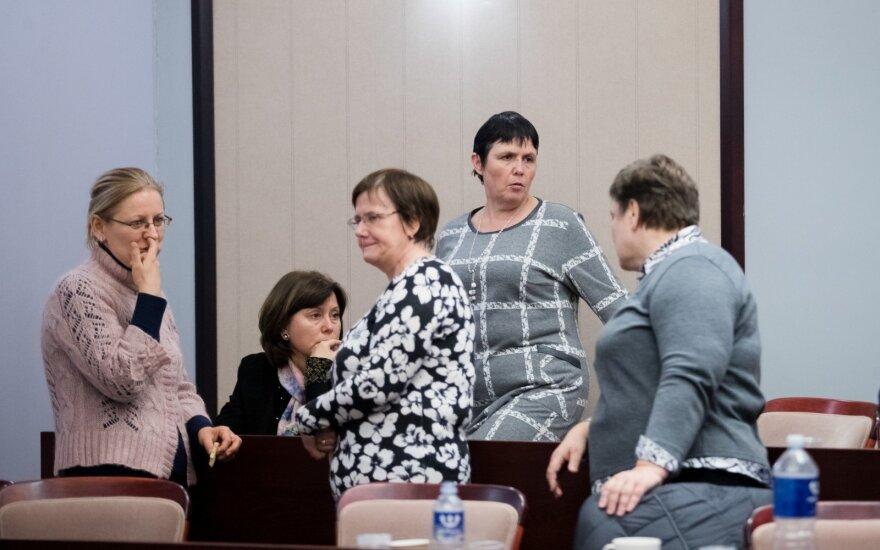 """Po ilgų derybų – mažai realios naudos: Petrauskienė pasipiktino """"pinigų dalybomis"""""""
