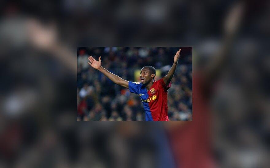 "Seydou Keita (""Barcelona"")"