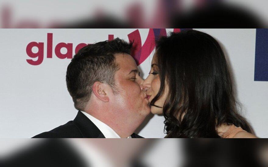 Vyru virtusi Cher duktė Ch.Bono nutraukė sužadėtuves su ilgamete drauge