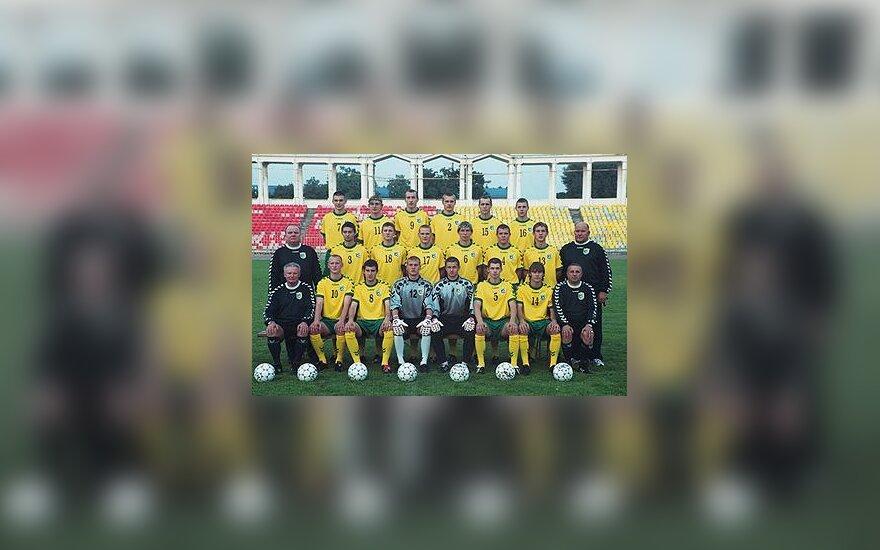 Lietuvos olimpinė futbolo rinktinė