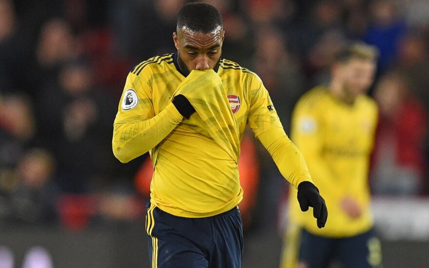 "Alexandre Lacazette, ""Arsenal"""