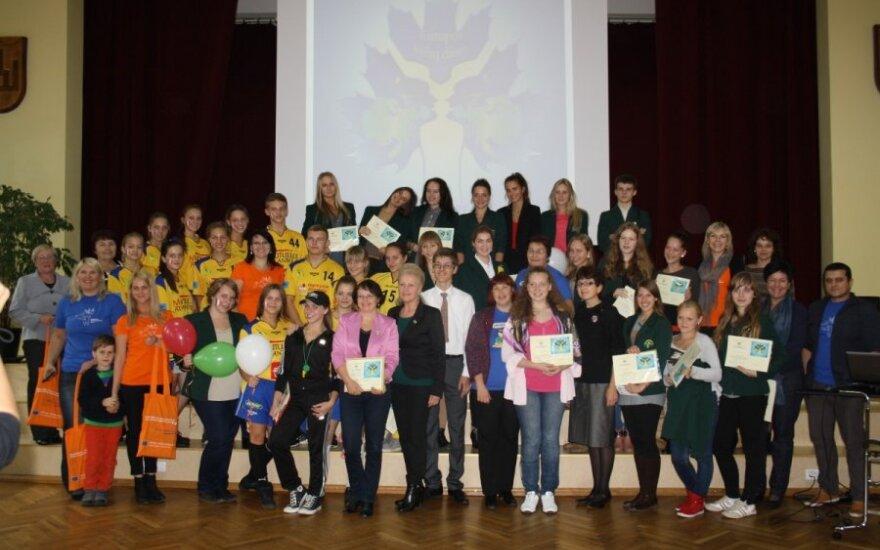 Europos kalbų dieną mokiniai įsijautė į kitų tautų atstovus