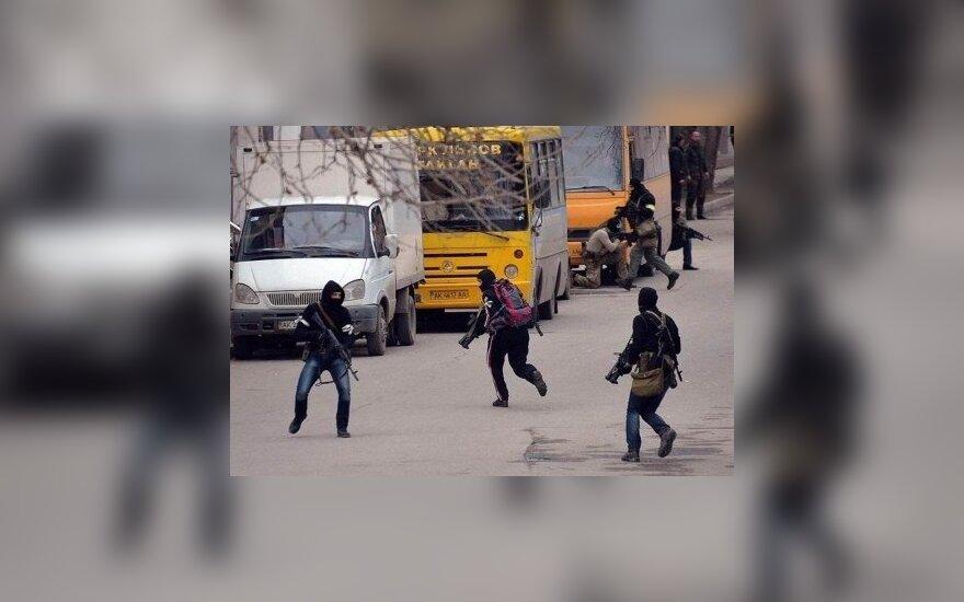 Susišaudymas Kryme. Livejournal  nuotr.