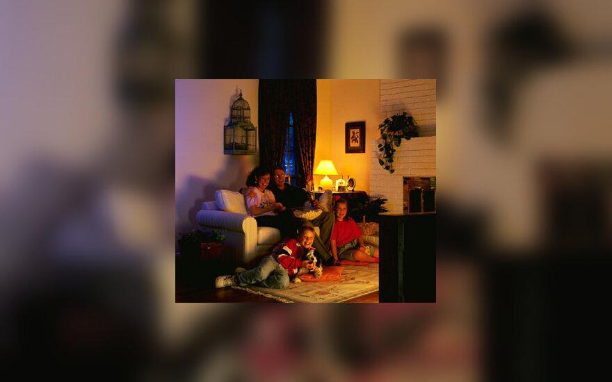 Šeima, televizija