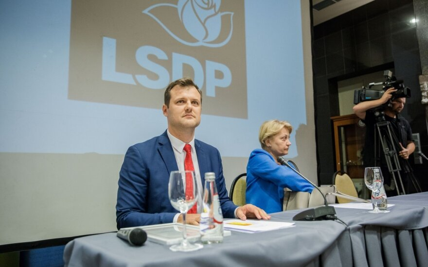 Socialdemokratai sureagavo į buriamą Sąjūdį prieš Astravą: tai – konservatorių rinkiminė akcija