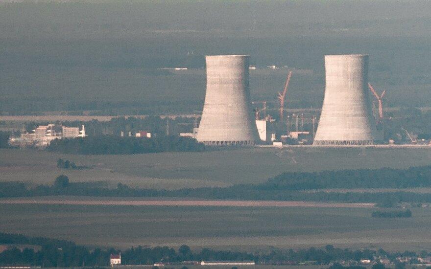 Baltarusijos atominės elektrinės statybos