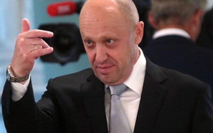 """Компания """"повара Путина"""" подала в суд на фонд Навального за расследования"""