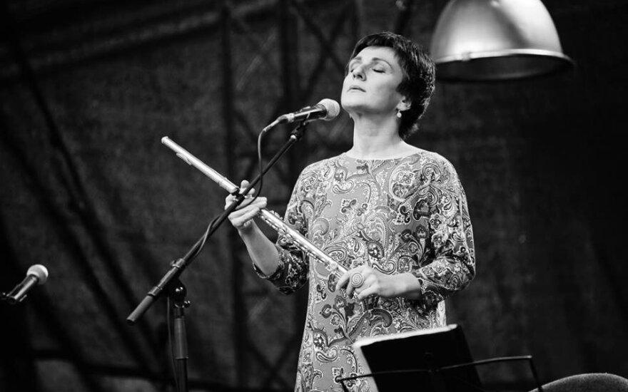 Po 6 metų pertraukos N. Malūnavičiūtė sugrįžta su netikėtu šou