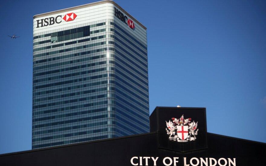 HSBC bankas