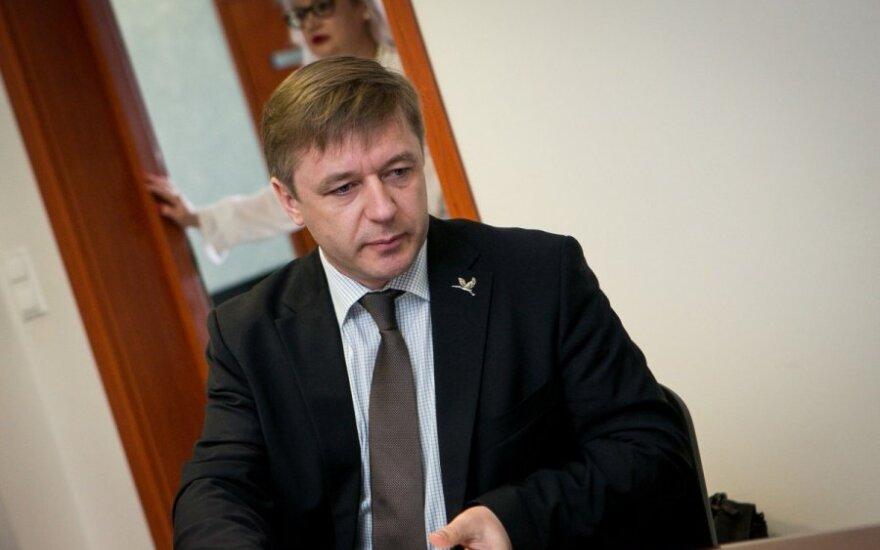 Lietuvos socialdemokratų sąjunga nutraukia savo veiklą: likučiai išeina pas R. Karbauskį