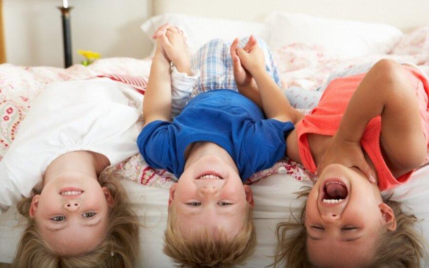 Penkių vaikų mama – apie 3 dalykus, į kuriuos nesikėsinama