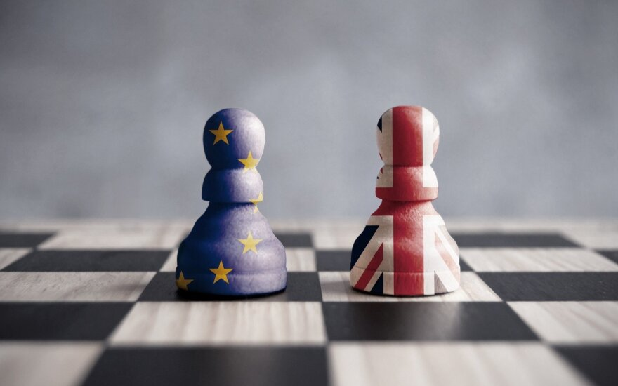 "Bendrovės ir profsąjungos ragina spartinti ""Brexit"" derybas"