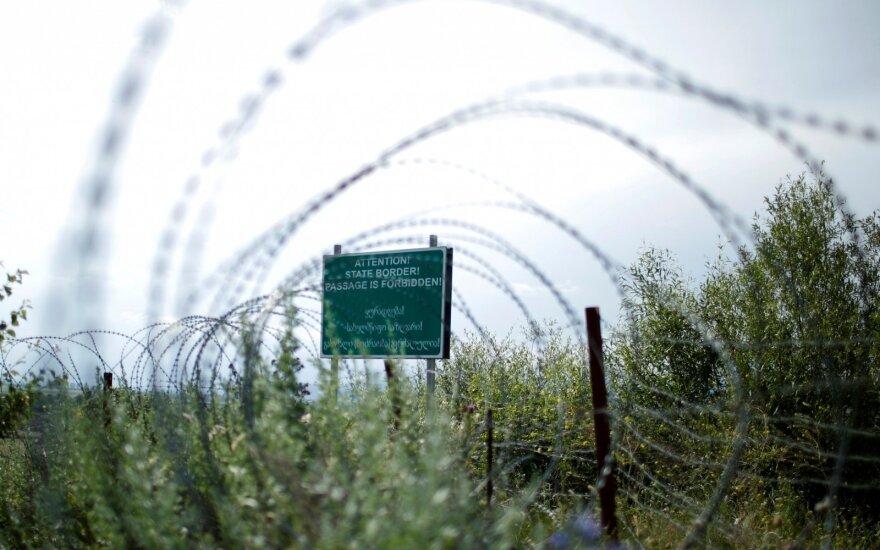 Putino remiami kariai tyliai perkelia sieną Europos pakraštyje