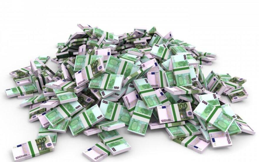 EK siūlo Ukrainai papildomą 1 mlrd. eurų