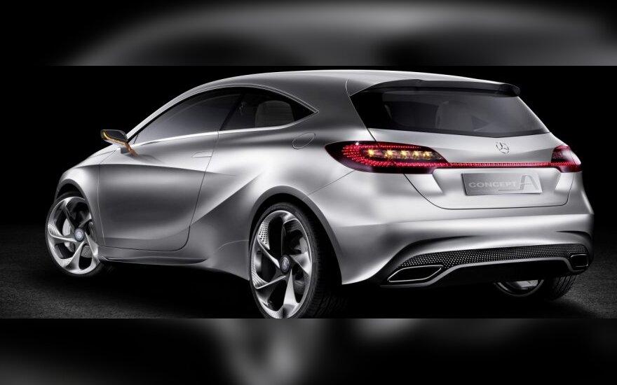 Mercedes-Benz A-klasės koncepcija