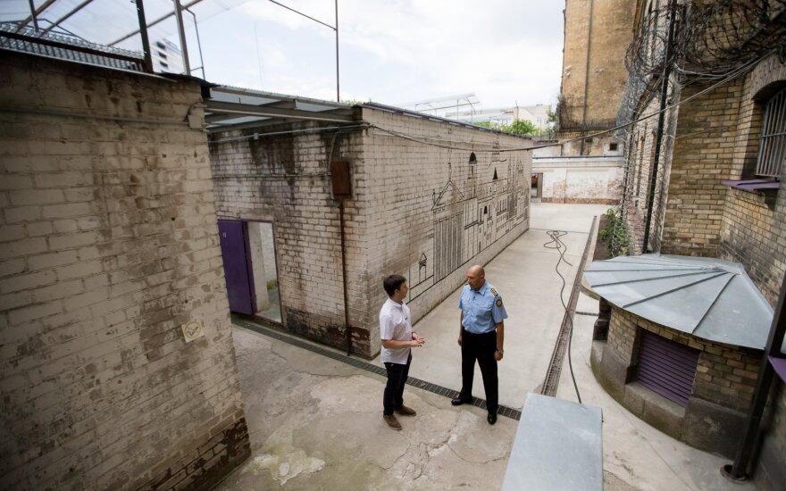 Idėjos Lukiškių kalėjimui – startuolių centras, turistinis objektas, viešbutis