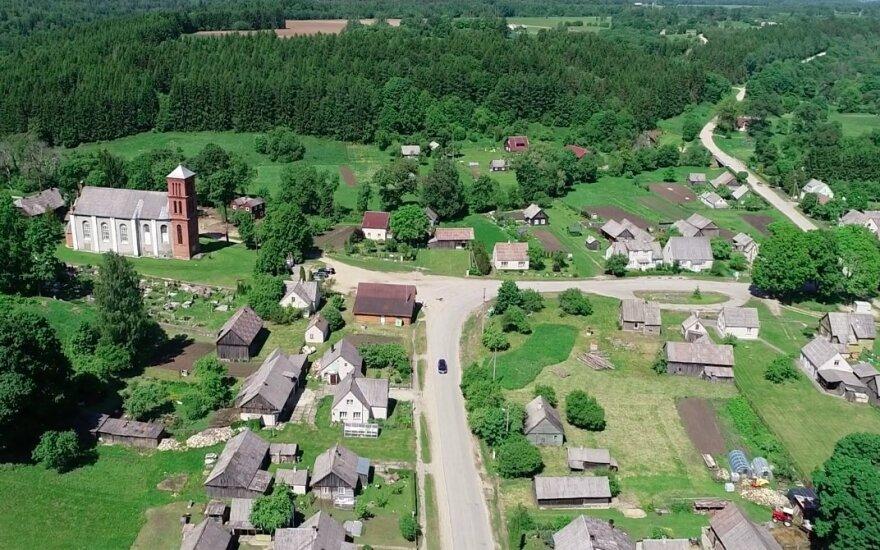 Lyduvėnų miestelis