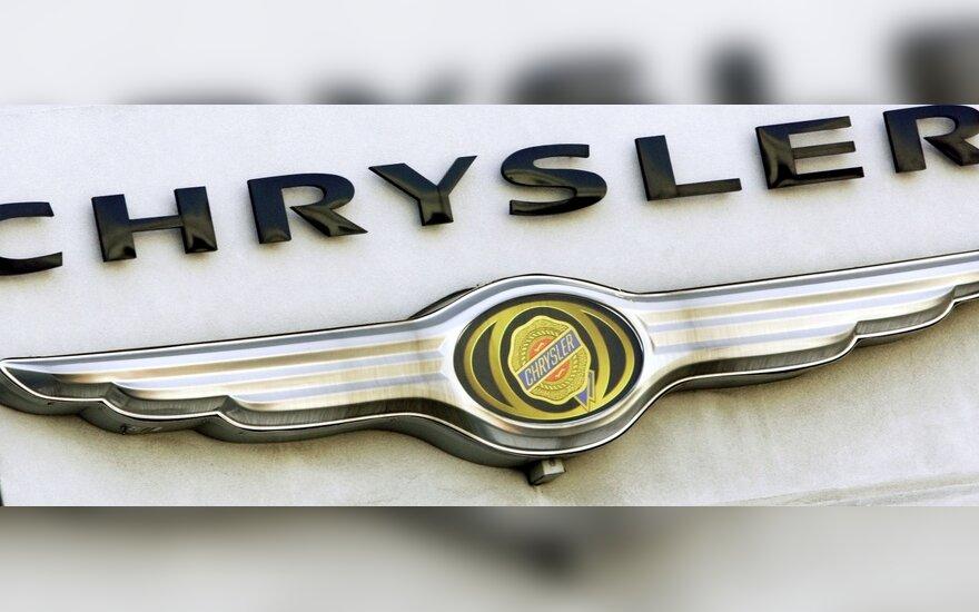 """Nauja """"Chrysler"""" era Europoje"""