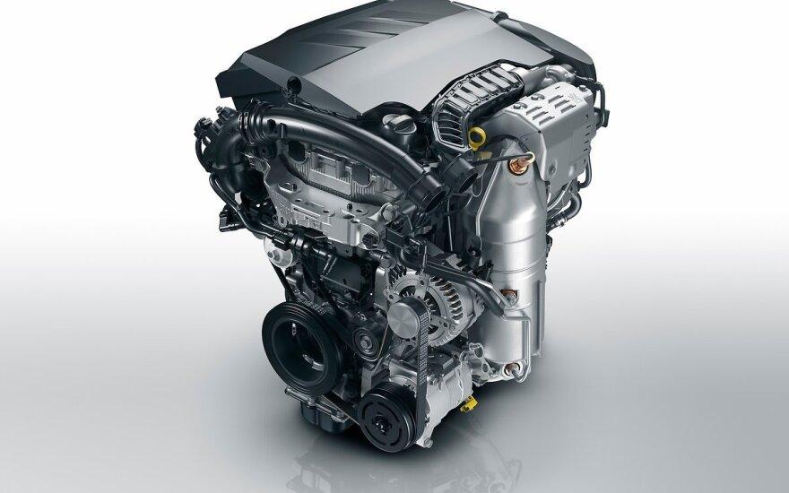 """Peugeot Pure Tech"" variklis"