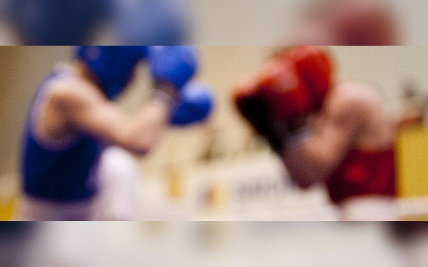 Vilnietis V.Popovas nepateko į Europos jaunių bokso čempionato pusfinalį