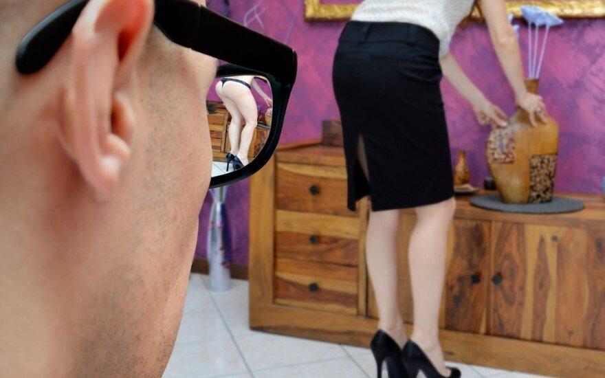 Ką daryti, kad vyrai nenorėtų kedenti svetimų sijonų, o moterys būtų laimingos