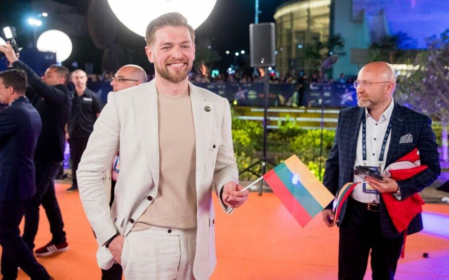 Jurijus pristato naują dainą ir vaizdo klipą: įamžino savo eurovizinę kelionę