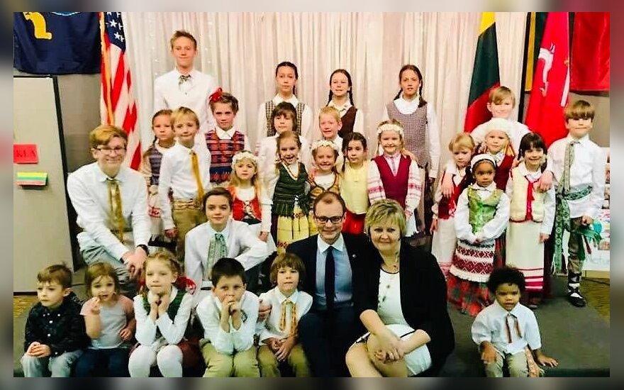 Kolorado valstijos lietuviai paminėjo valstybės atkūrimo dieną