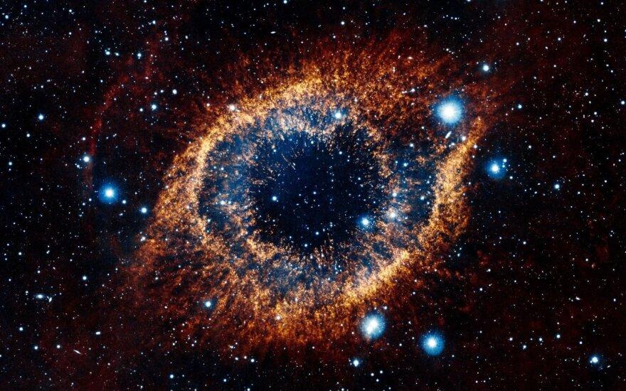 Žvaigždžių sprogimai: gimimas ir mirtis