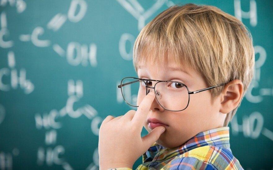 Šeši dalykai, būtini vaiko savivertės formavimuisi