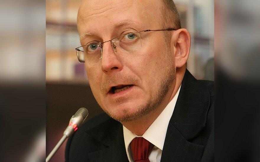Seimas sumažino reprezentacines išlaidas parlamento vadovui