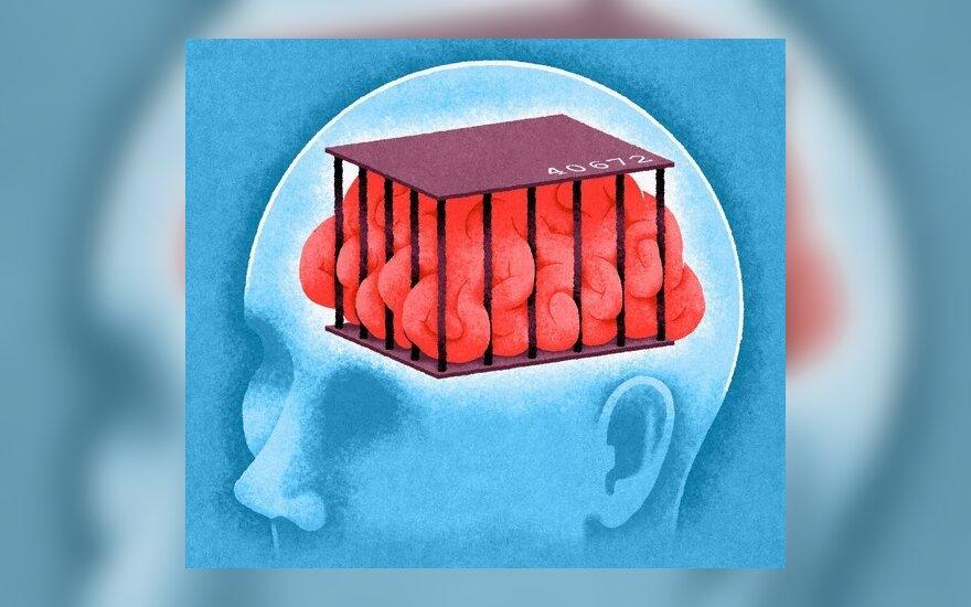 Kaina už civilizaciją – psichikos ligos