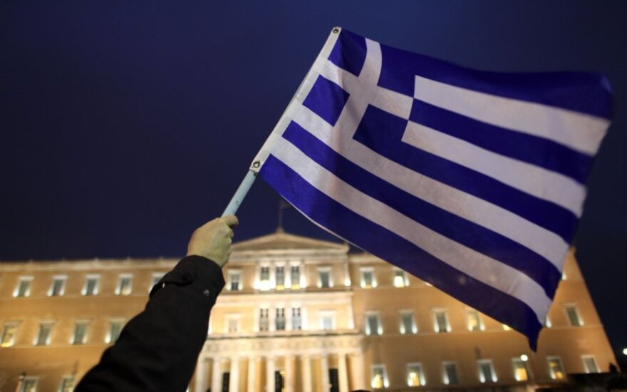 Graikijai gali prireikti dar 13-15 mlrd. eurų