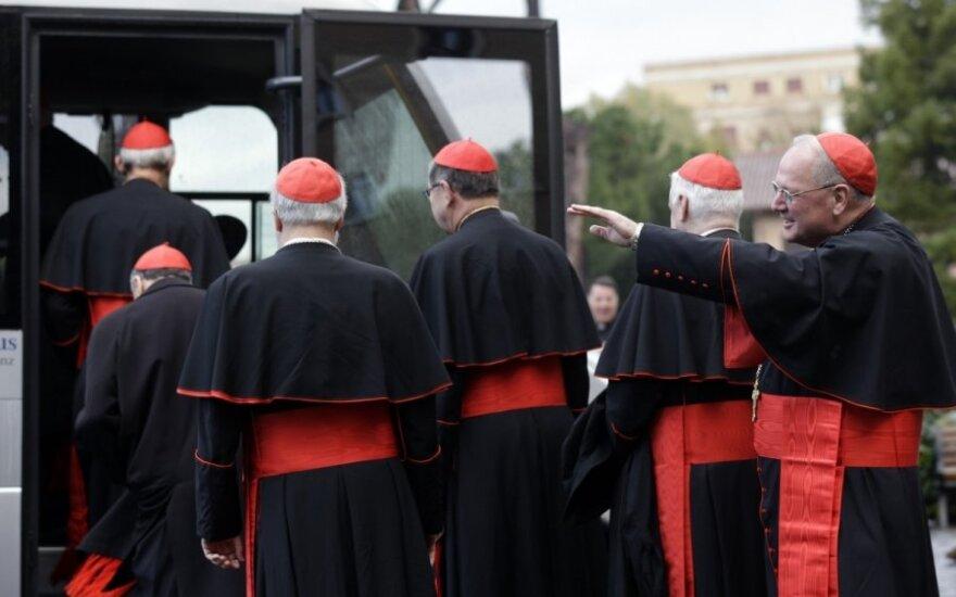 """Žinia iš Vatikano: apie permainas, kurių laukia """"brokuoti"""" tikintieji"""