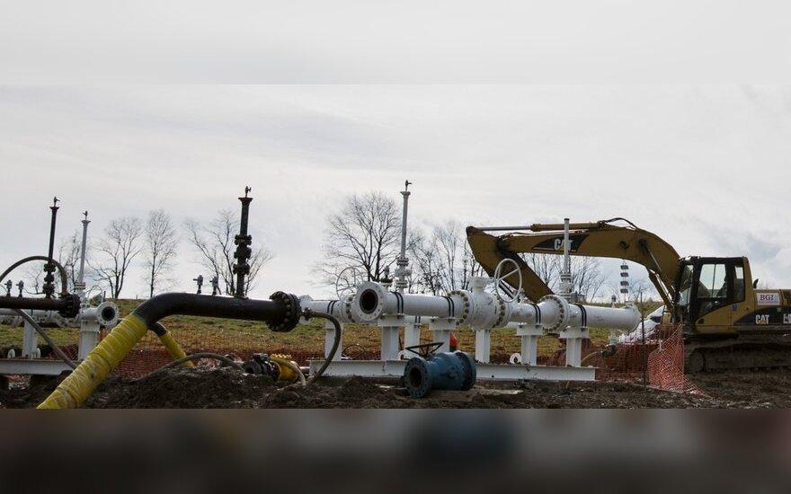 Skalūnų dujų gavyba