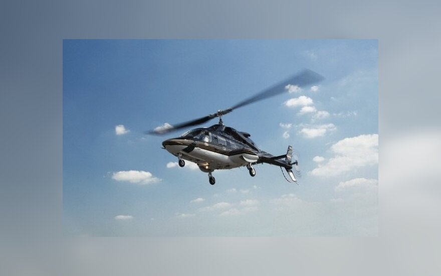 Lithuanian company wins deal to repair Airbus helicopters
