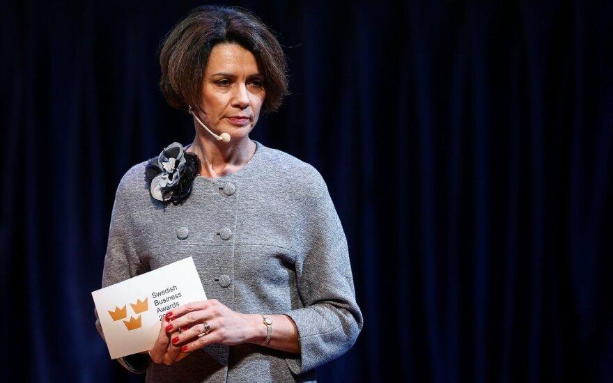 Swedish Ambassador Cecilia Ruthström-Ruin