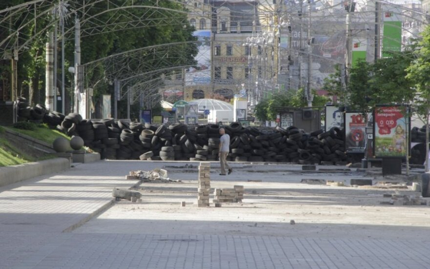 "Ukraina,""tylos diena"""